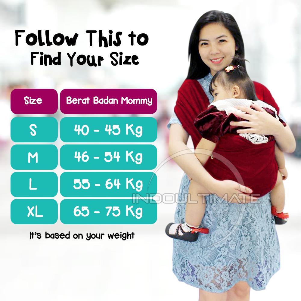 Cek Harga Baru Baby Leon Gendongan Kaos 100 Cotton 2 In 1 Geos Bayiku Id 2in1 Instant Wrap Katun
