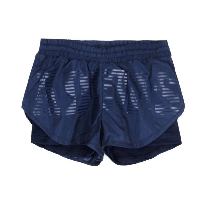 Adidas Celana Pendek Anyaman Pelatihan Olahraga Perempuan