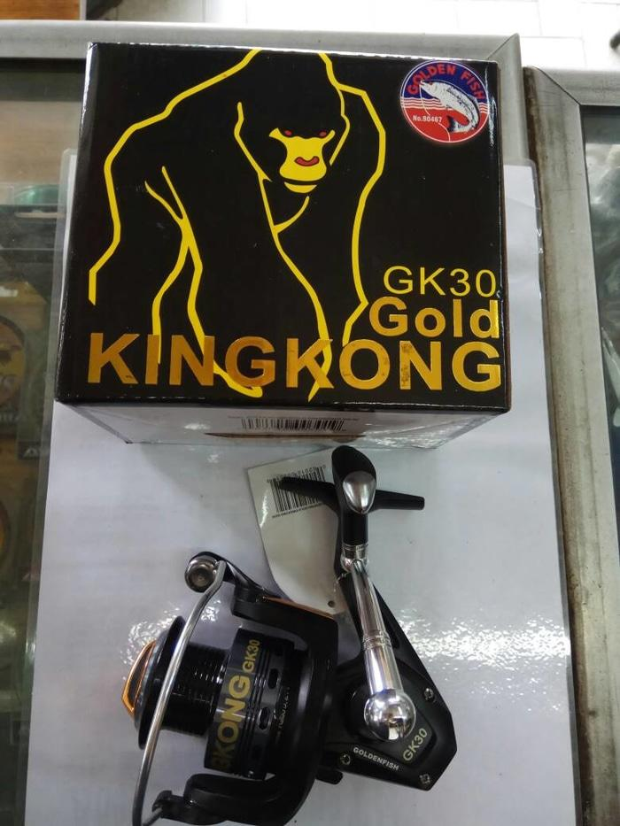 rell/reel golden fish kingkong gk30 - F1bLVb