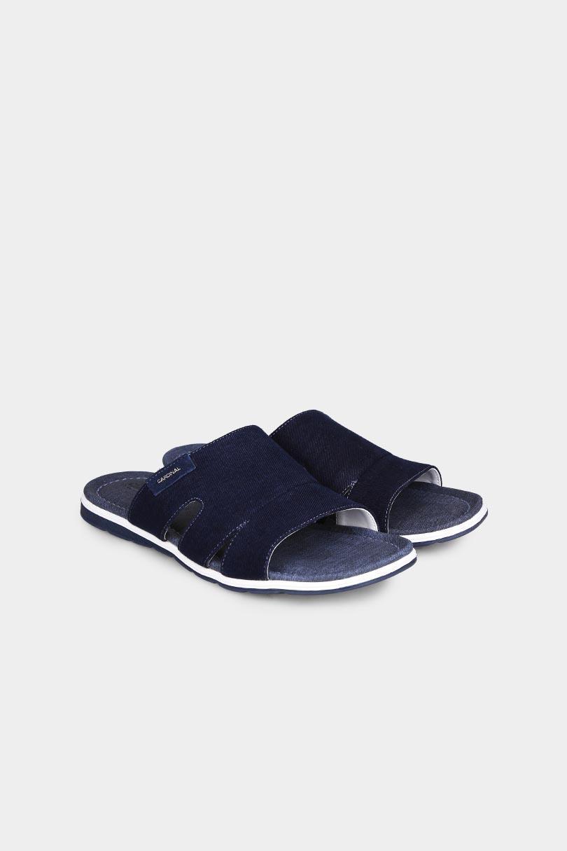 Cardinal Flip Flop & Sandal Fashion Pria Ruben 4 Navy