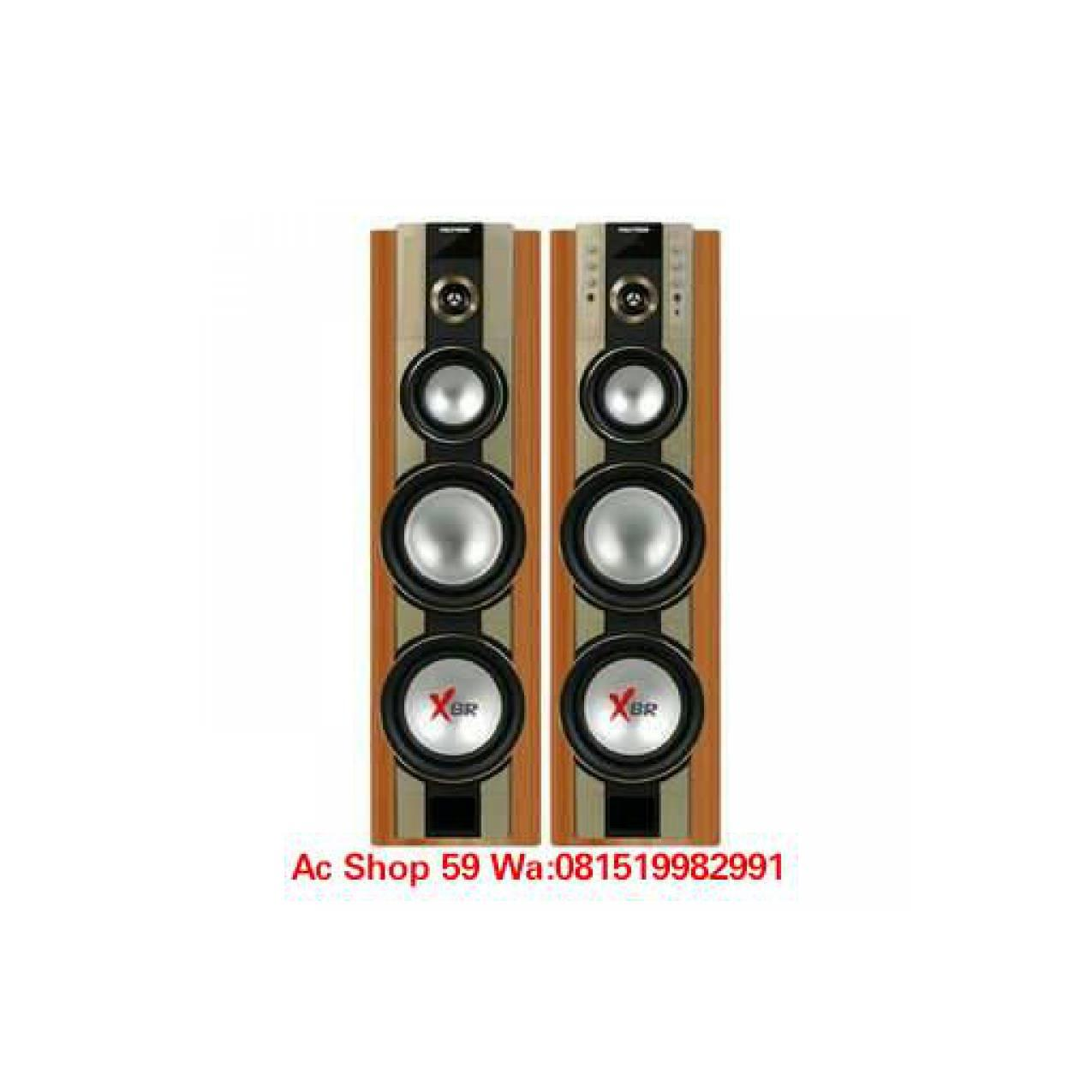SPEAKER ACTIVE POLITRON PAS 78 ,WOOFER XBR ,RADIO FM DIGITAL