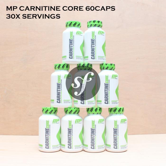 MP CARNITINE CORE 60 CAPS L-CARNITINE - ygGa9I