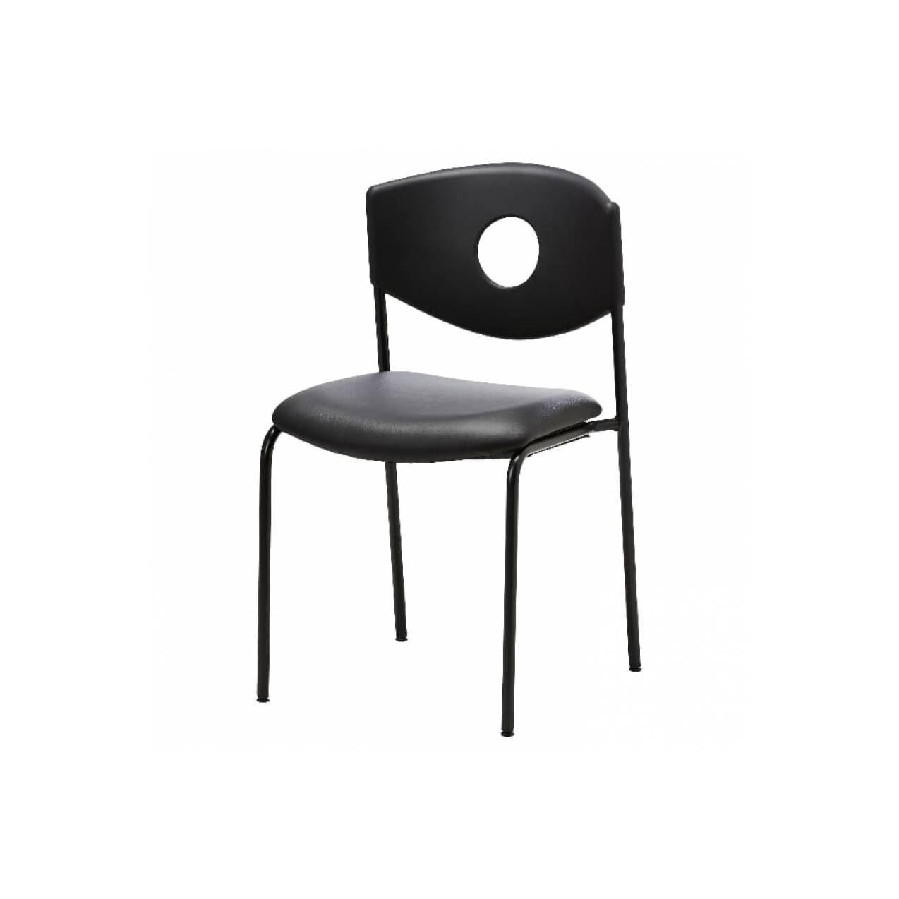 IKEA STOLJAN Kursi Rapat Hitam Hitam