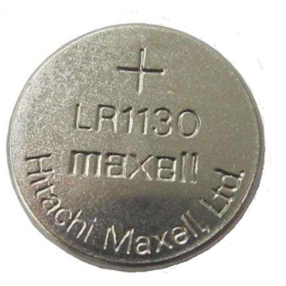 MAXELL LR 1130 1-55V Baterai JAM TANGAN Batere Kancing BATTERY WATCH
