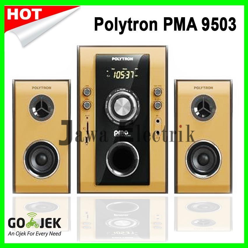 Polytron Speaker Aktif Multimedia Polytron PMA 9503 Bluetooth