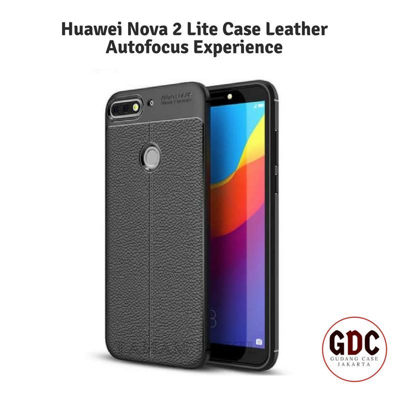 GDC Huawei Nova 2 Lite Case Leather Autofocus Experience