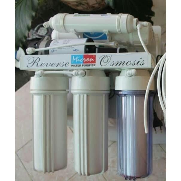 Promo! .. Mesin Air Minum Reverse Osmosis Ro 50 Gpd Merk Micron - Cgyofo