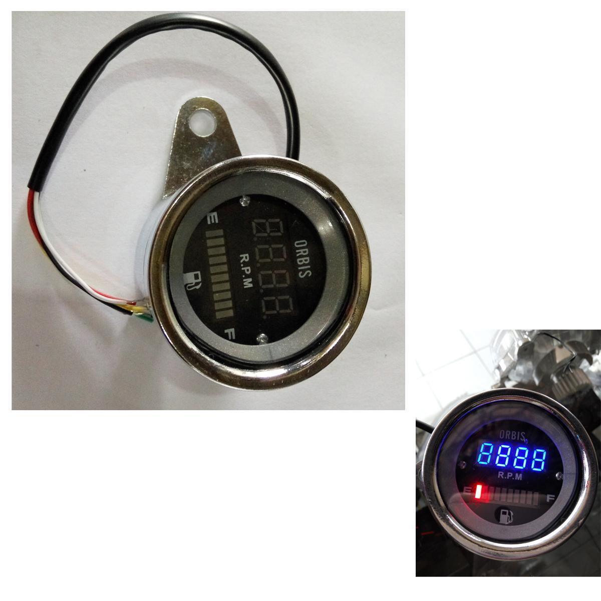 RPM Dan Amper Bensin Digital Motor Orbis Universal