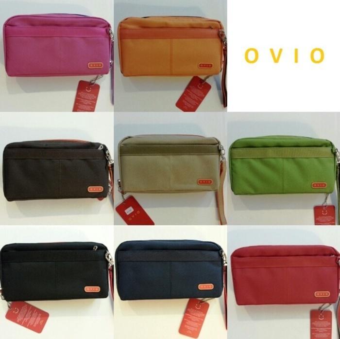 Super Murah! OVIO HPO 0110 - Dompet Multifungsi (Wallet Handphone Pouch Organizer)