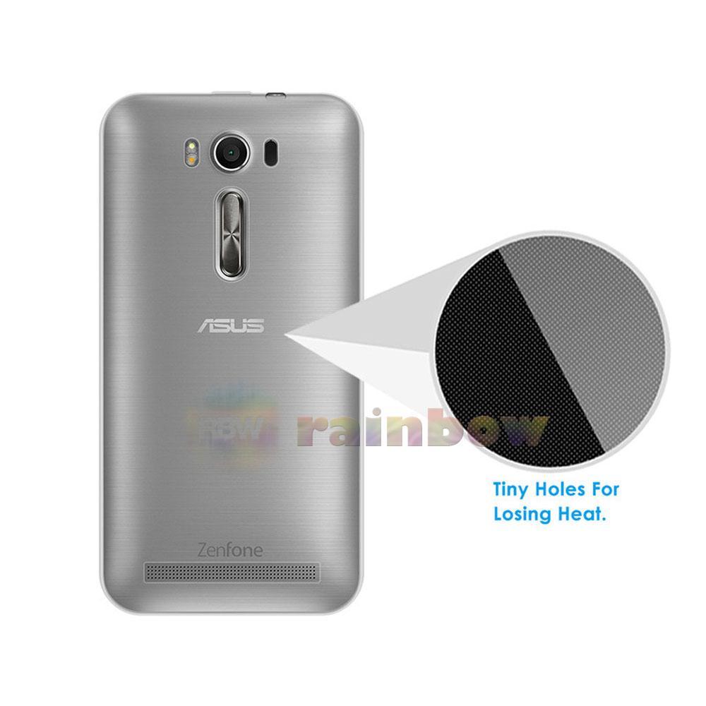 ... Rainbow Ultrathin Soft Case Asus Zenfone Go 4.5 inch 2016 ZB452KG Clear / Silicon Case Zenfone ...
