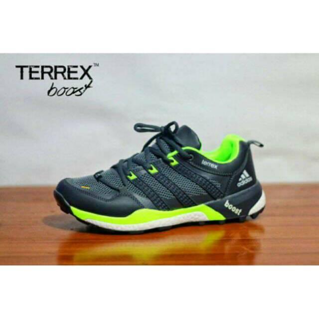 Sepatu Adidas Terrex Boost Premium Ori Vietnam