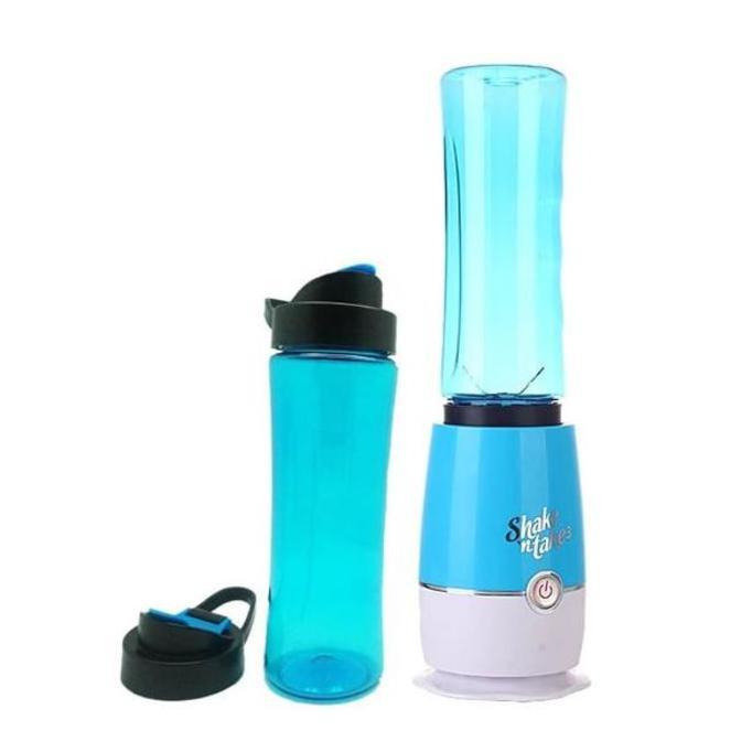 Shake N Take 3 / 2 Cup Tabung / Blender Jus Buah Fruit Juicer - Asasf