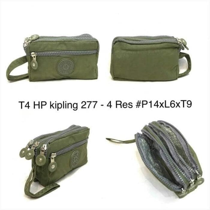 Dompet HP Kipling 4 Resleting Import High Quality - cfFyYn