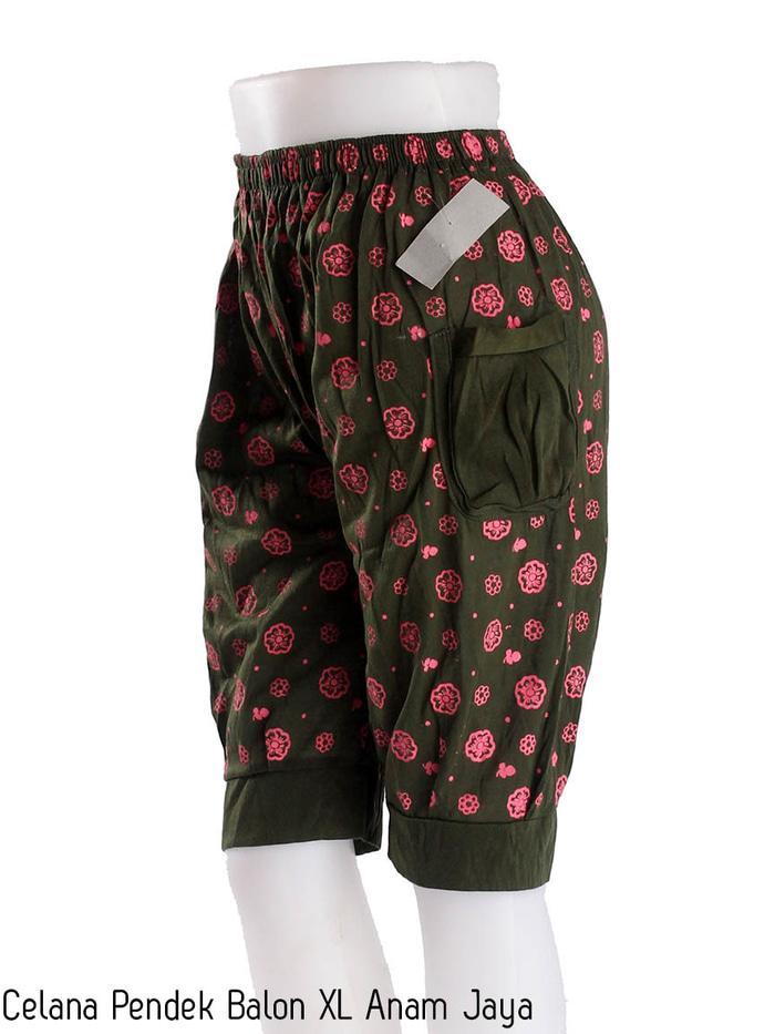 TERKECE Celana pendek wanita celana Grosir Celana Balon XL PROMO