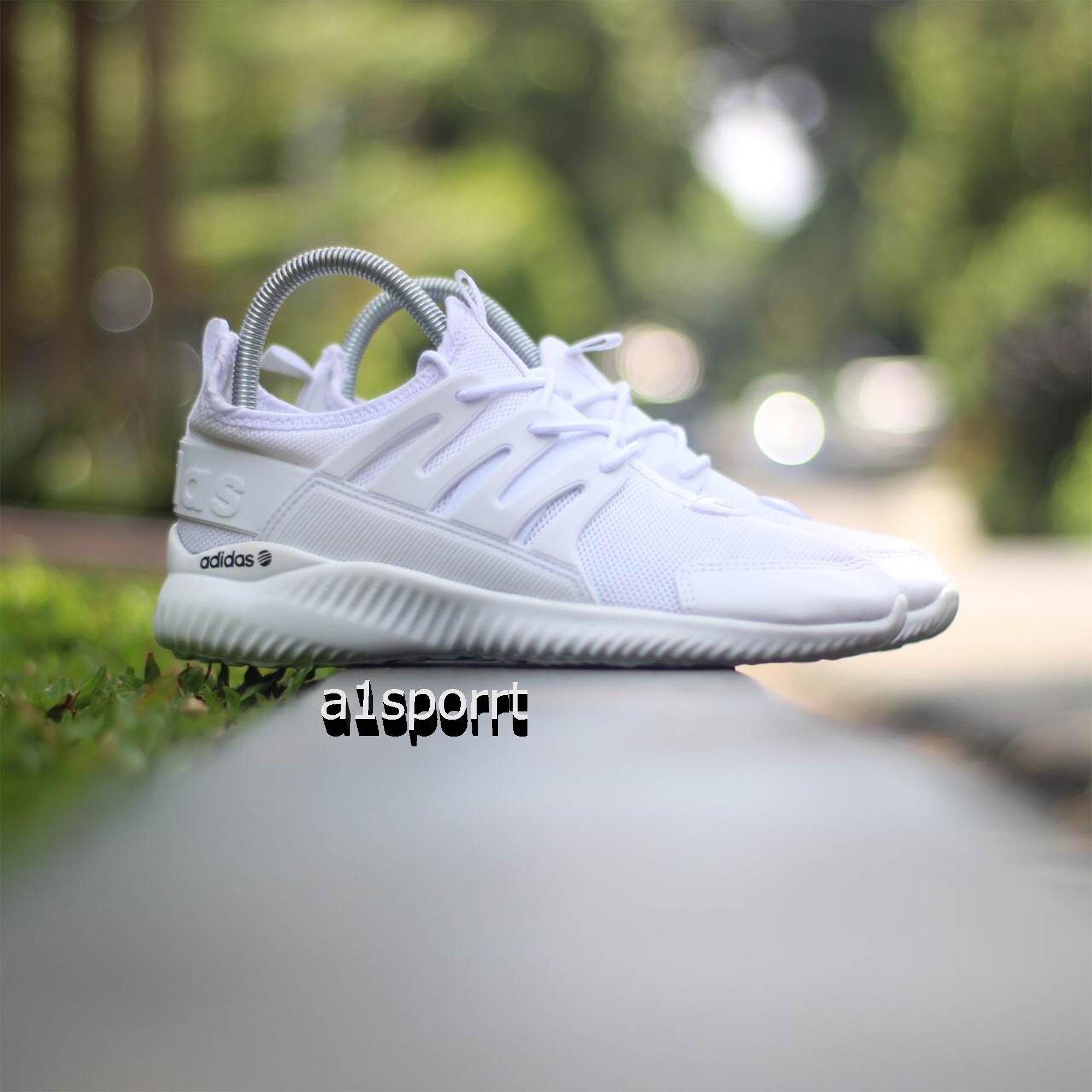 Sepatu Murah Adidas Alphabounce Kualitas Premium Putih