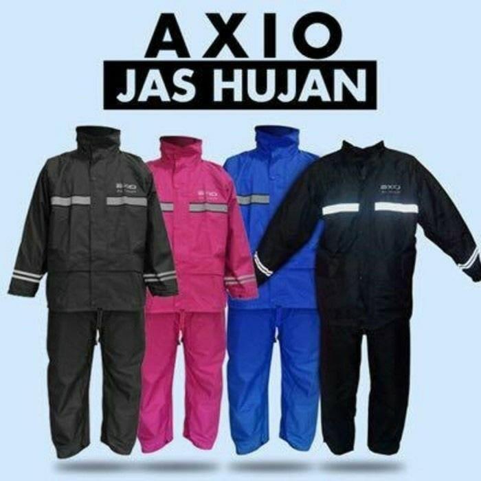 Jas Hujan AXIO / ASSIO Europe Ukuran L dan lainnya