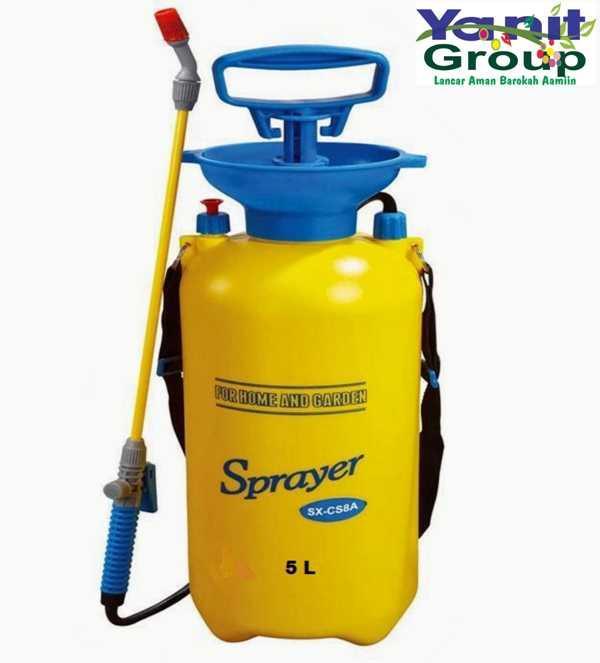 Pressure Sprayer Maspion Alat Semprot 5 Liter