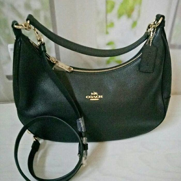 harga Coach Harley Hobo Small Black. Tas Coach Original Lazada.co.id