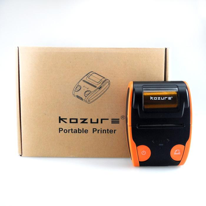 Printer Bluetooth Portable KOZURE BP806 Mini Thermal