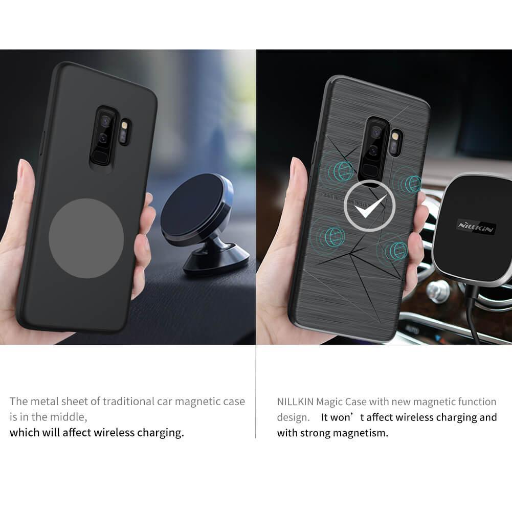 Nillkin Magic Case Wireless Charging Receiver Iphone 7 Hitam Ibacks Ifling Diamond Case For Iphone Hitam