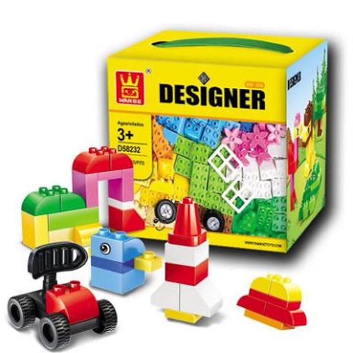 BEST SELLER!!! Lego Kw Duplo Designer Wange D58232 duplo classic 72pcs - KaaucB