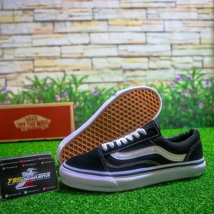 Sepatu Vans Oldschool Man   Woman Premium Original - UDH1   3 - Sneakers  original - b6c9e9d351