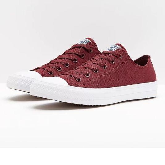 Akbar Sneakers - Sepatu Convers Allstar CT II Canvas Low Cut Unisex