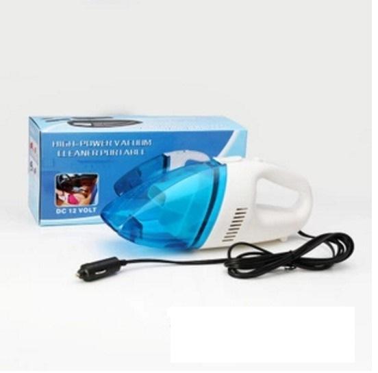 High Power Vacuum Cleaner Mobil Portable Vacum Mobil Cars Murah HPR007 - Biru