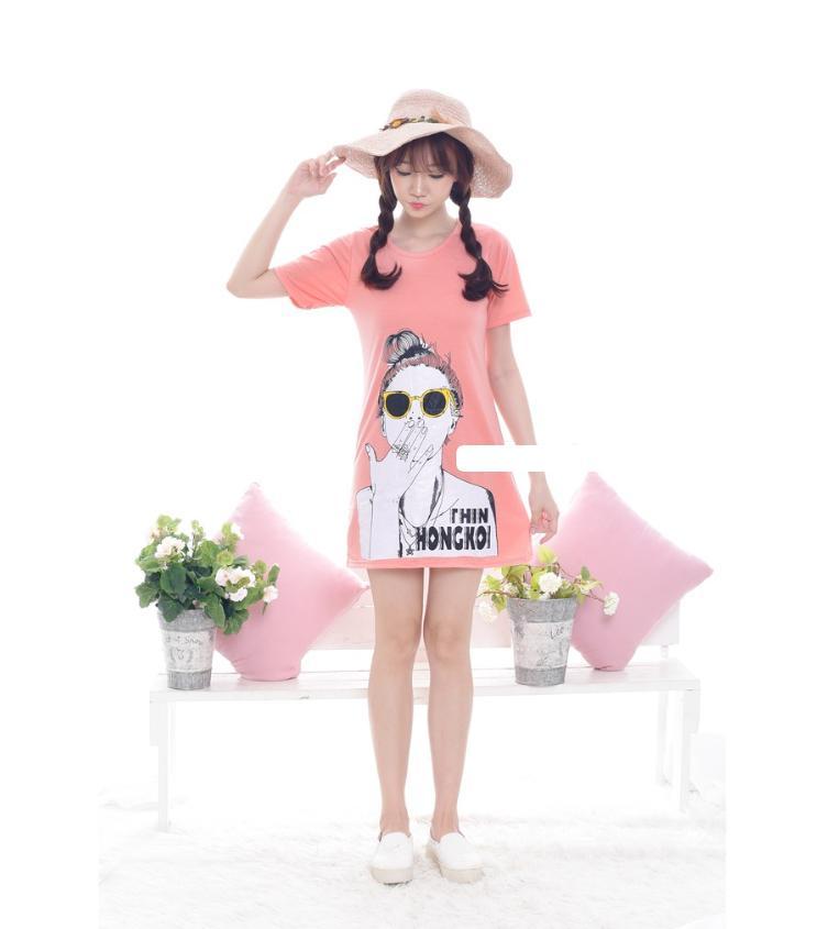 DaveCollection - Long Dress Hk