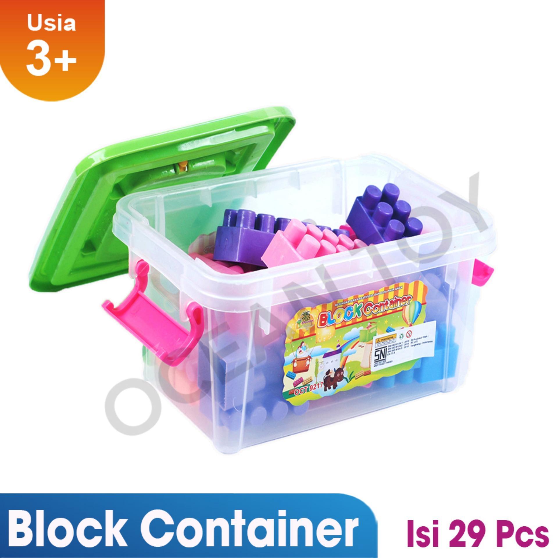 Block Container Lazada Birthday Special Promo Murah
