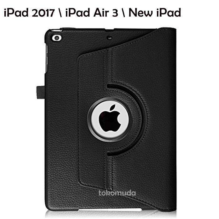 Rotary case New IPad 9.7 2017 autolock leathercase Degrees Rotating 4 stand positions