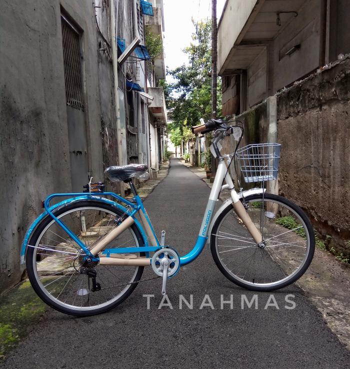 Sepeda City Bike Polygon 26 NEVADA - gPQ17L