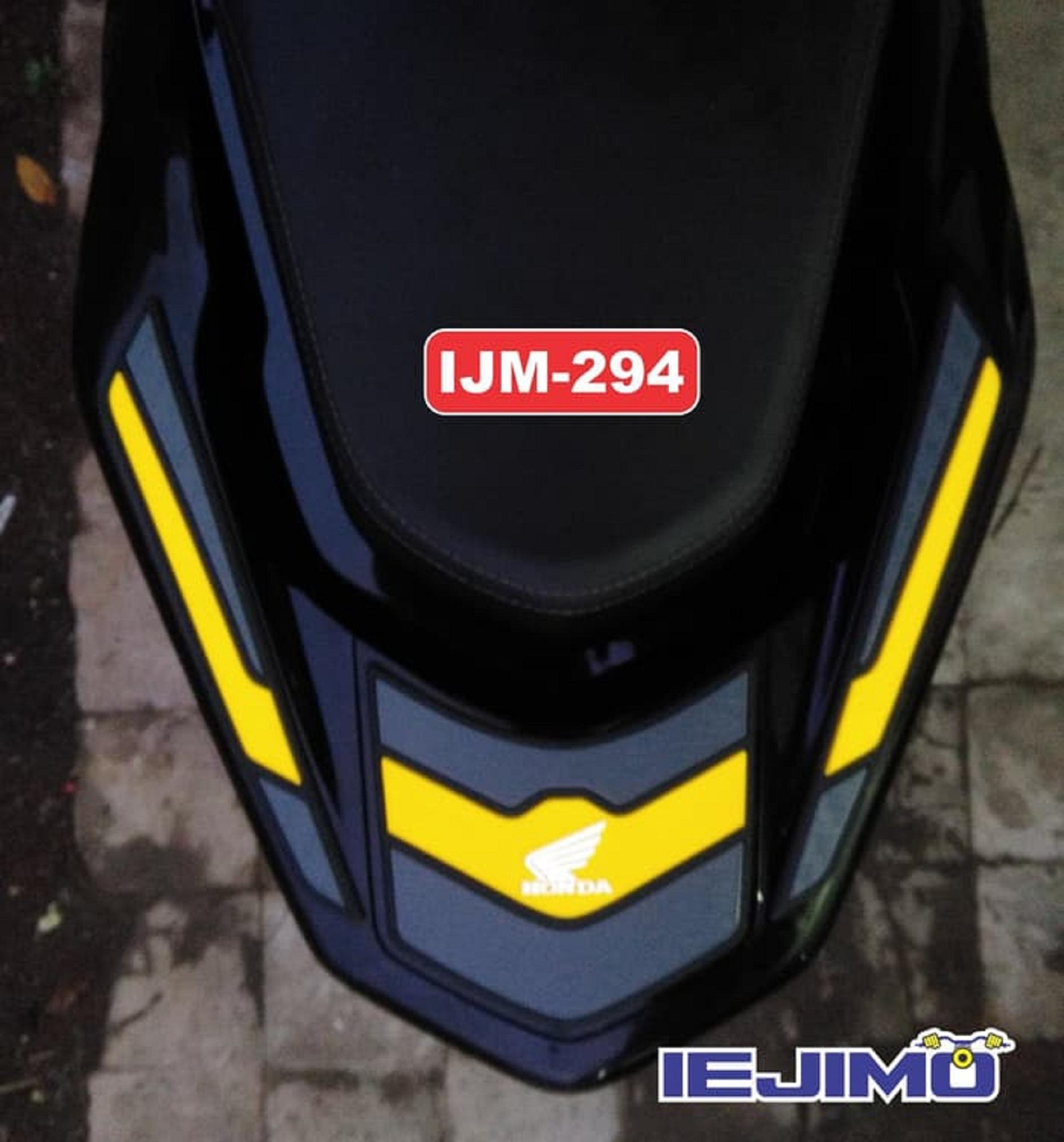 ... TAIL PROTECTOR ALL NEW HONDA PCX 150 - PELINDUNG TAIL PCX 150 - 3 ...