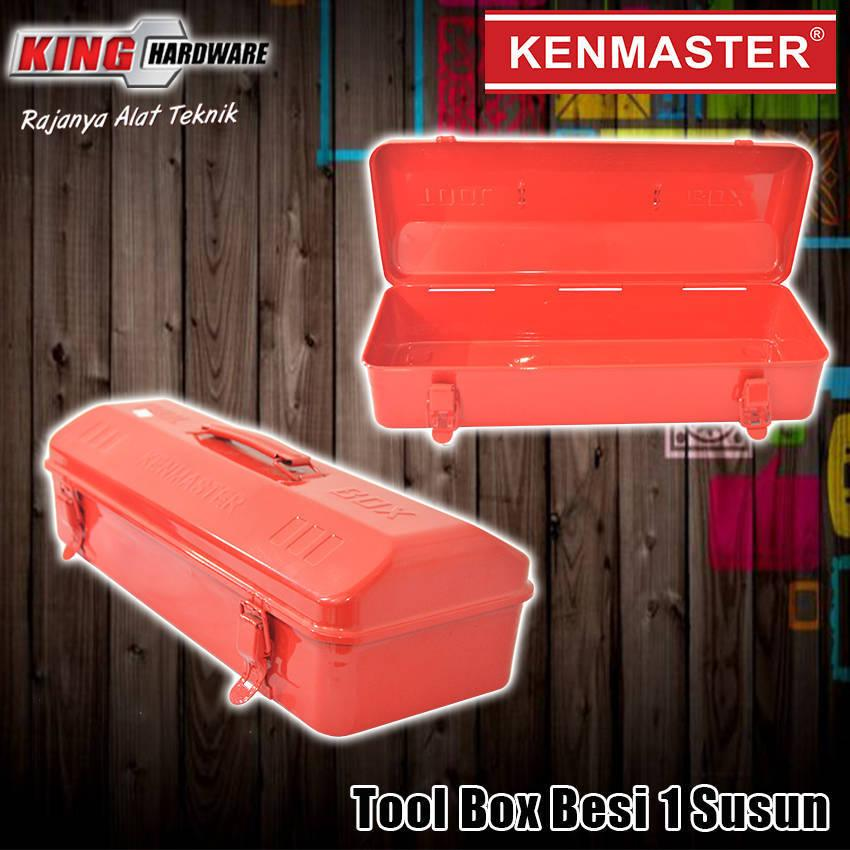 Tool Box Besi 1 Susun Kenmaster