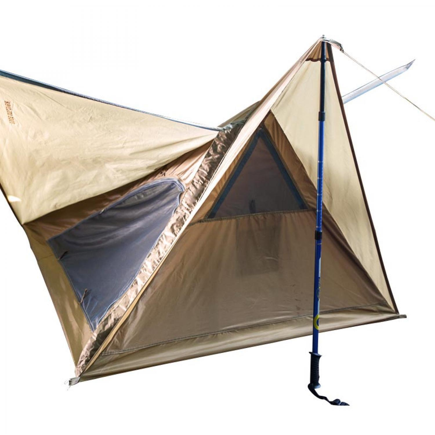 Buy Sell Cheapest Tenda Camping Ultralight Best Quality Product Great Outdoor Monodome 2 Double Layer Waterproof