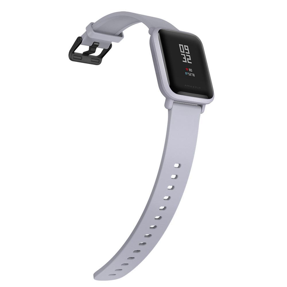 Baru Huami Amazfit Bip GPS Jam Tangan Pintar Gloness Smartwatch Smartwatch 45 Hari Siaga untuk Ponsel