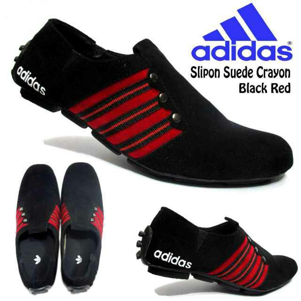 Promo  Sepatu Pria Trendi Terbaru Adidas Myland Casual Red Black ( Sepatu Formal, Sepatu Kerja, Sepatu Jalan, Sepatu Santai, Sepatu Sekolah, Sepatu Joging, Sepatu Kulit, Sneaker, Slip On, Casual, Adidas, Nike)  Diskon