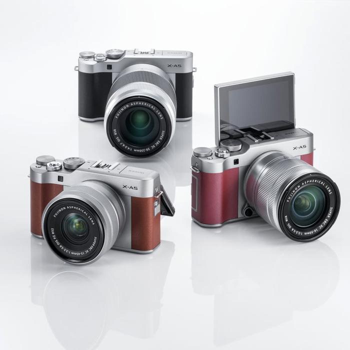 Fujifilm X-A5 With 15-45Mm Fuji XA5 X-A5 Model Terbaru 2018