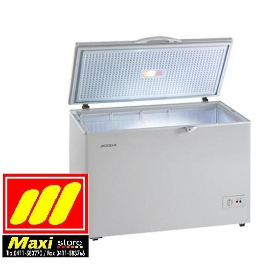 MODENA Chest Freezer MD30 300 Ltr - Silver - Maxistore
