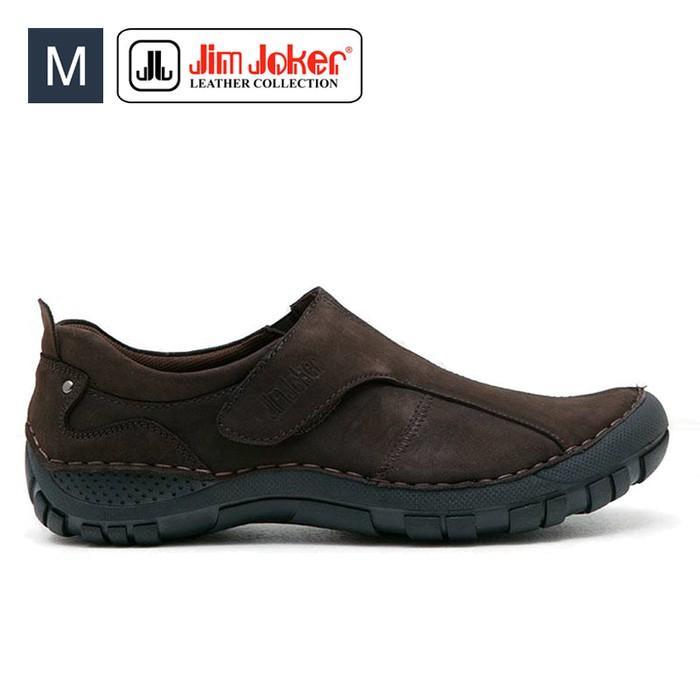 Sepatu Pria Jim Joker Haper Casual Man - Karkxu