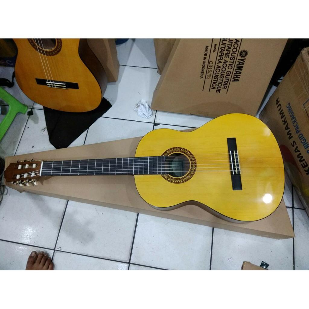 Gitar Classic Yamaha Original Tipe C315 Bonus Tas Dan Pick Jakarta Murah