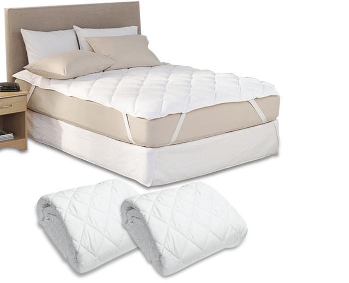Mattras / Matras Cover pelindung Spring Bed uk Single - WmbAz3