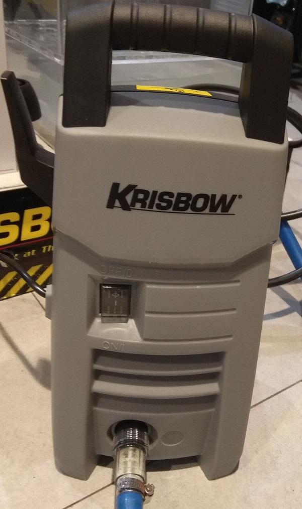 Krisbow High Pressure Cleaner / Mesin Cuci Steam Mobil 90Bar