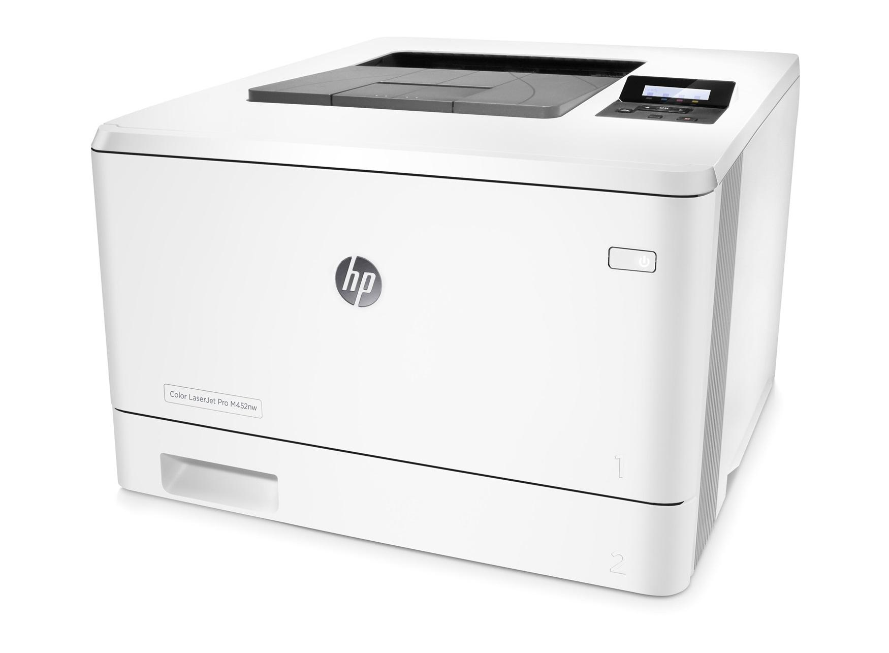 HP PRINTER LASERJET PRO M452NW NETWORK, WI-FI COLOR (CF388A)
