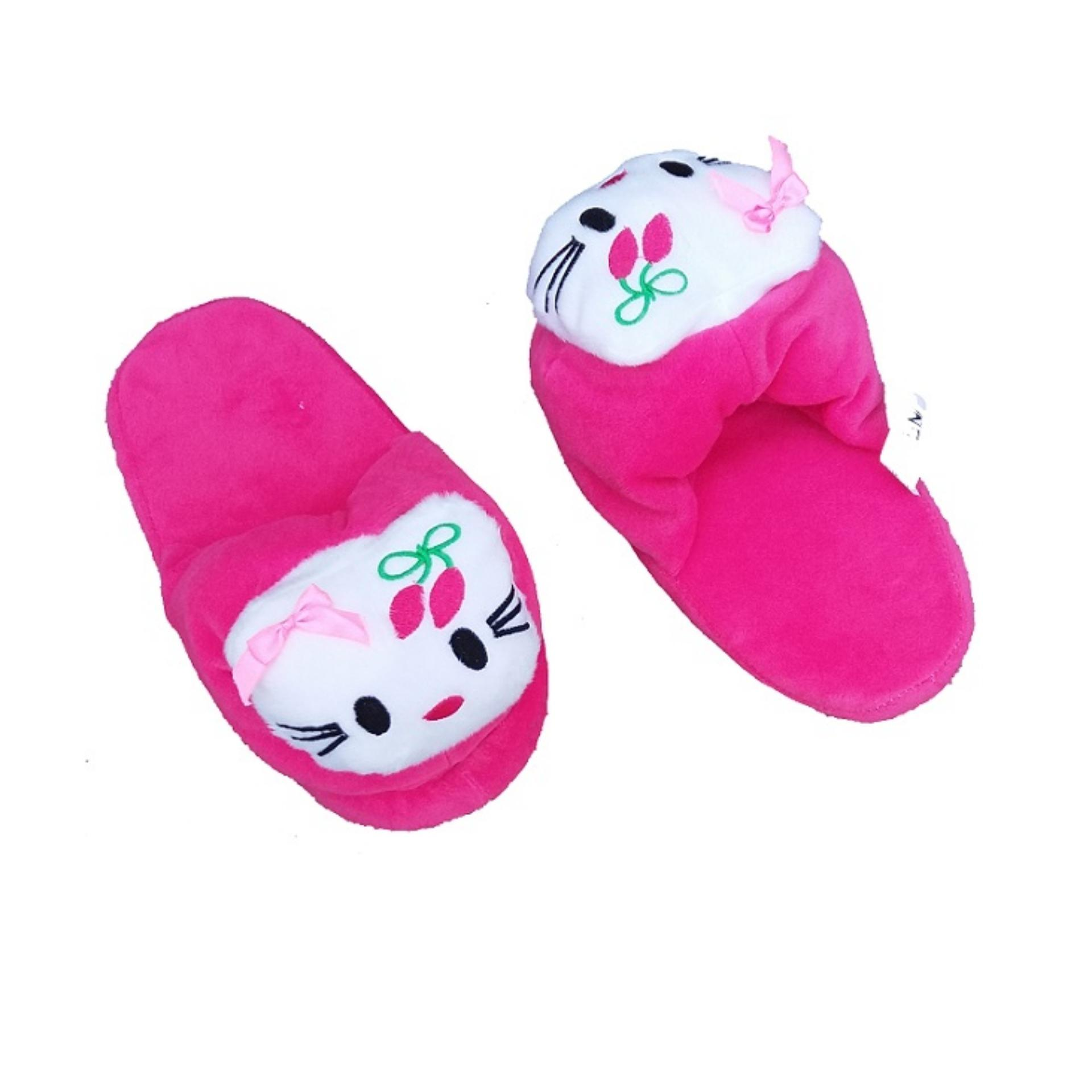 Hello Kitty Karakter Sandal Selop Rumah