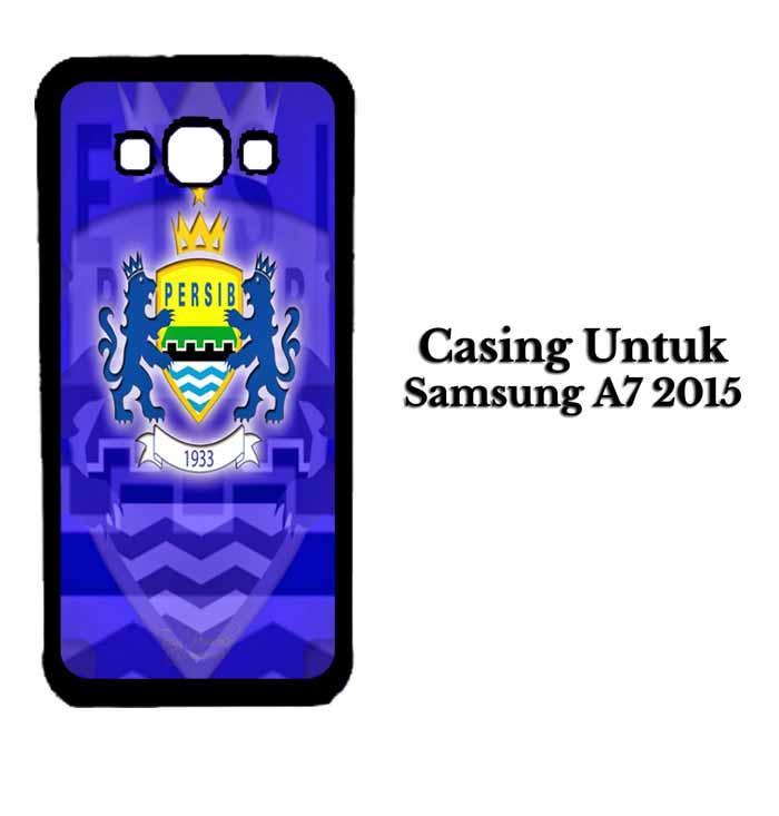 Casing SAMSUNG A7 2015 Persib Bandung 1 Hardcase Custom Case Se7enstores