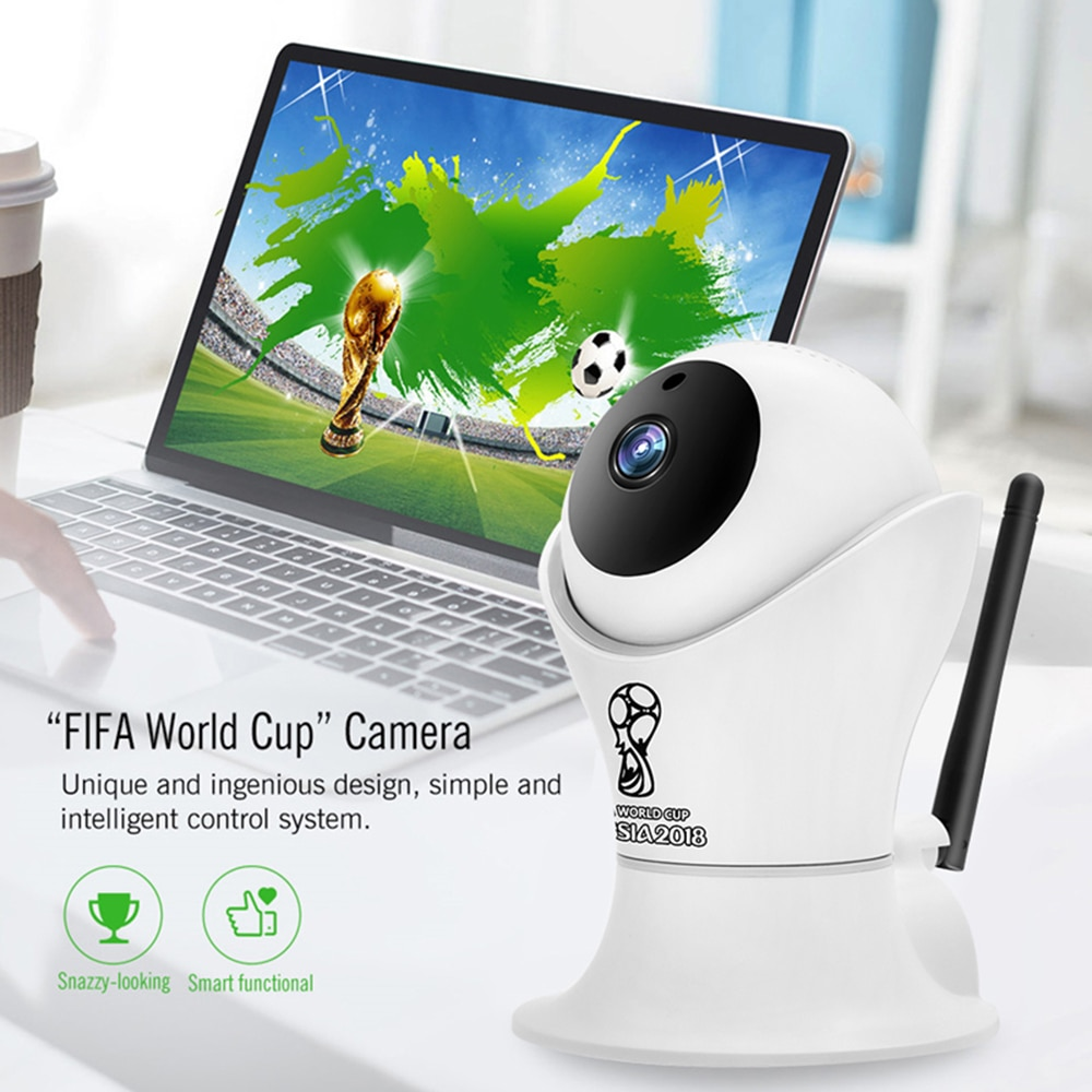Wistino 1080P Wifi IP Camera World Cup Indoor CCTV Security Camera Wireless 2MP Video Baby Monitor Night Vision Surveillance (2)