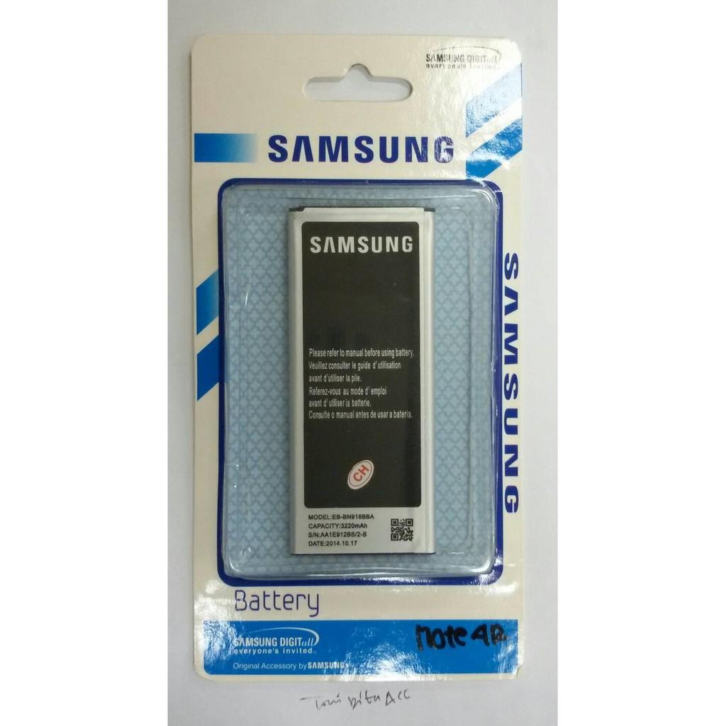Hot!! Ton - Batre / Batrai / Battery / Baterai Samsung Note 4 Replika / N910 -2664 1