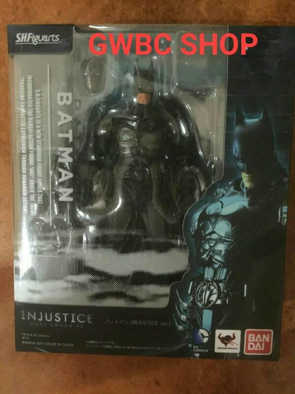 Home · Wolf Clan Anime Shf Unrighteousness Union Justice In Batman Batman Moving Boxes Of Hands
