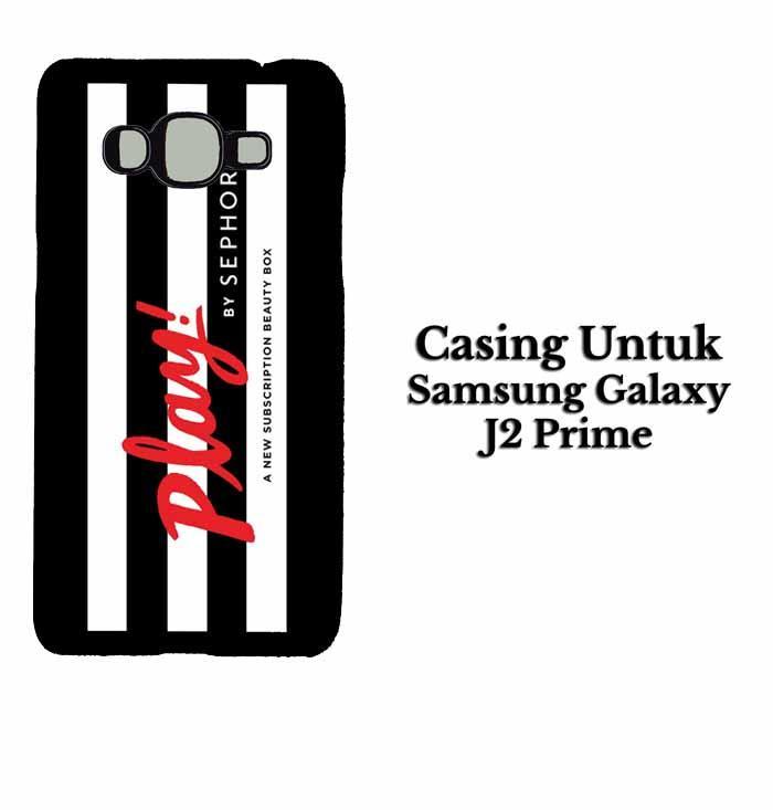 Casing SAMSUNG J2 PRIME Play by Sephora Hardcase Custom Case Se7enstores